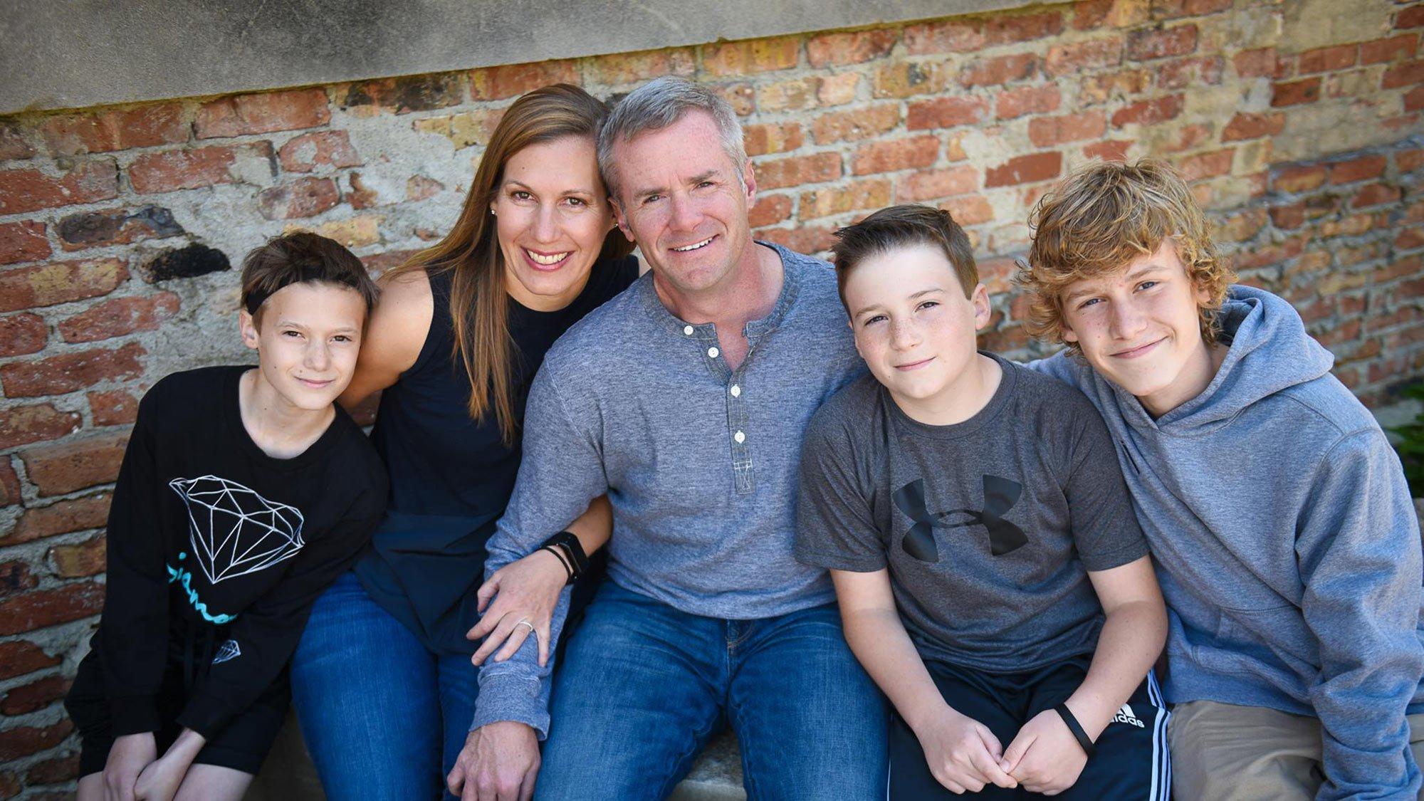Kris Parmelee Family