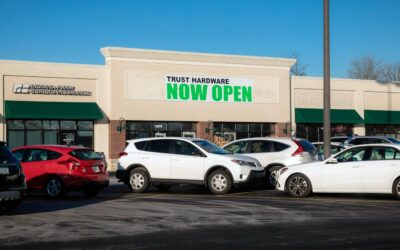 Welcoming Trust Hardware – Open 24hrs!