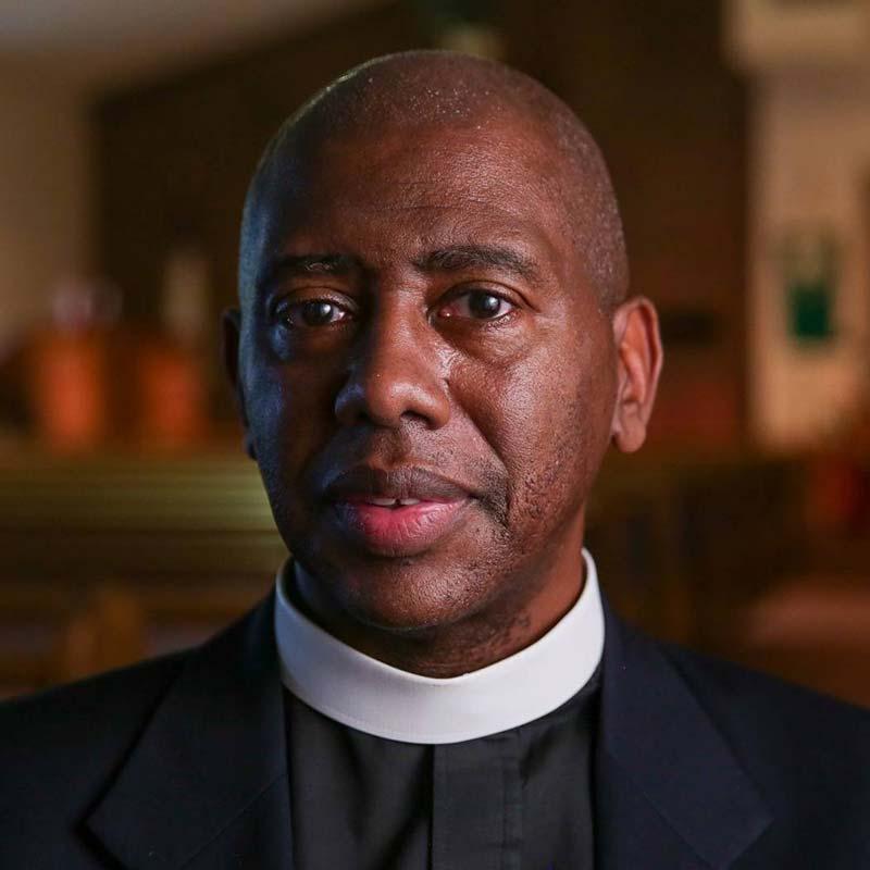 Rev. Charles Harrison